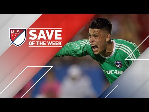 MLS Save of the Week | Vote for the Top Saves (Wk 21)