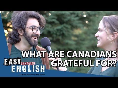 How do Canadians celebrate Thanksgiving? | Easy English 35 photo