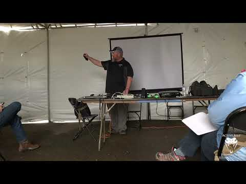 Spencer from Keepers Concealment at Tac Con on Holsters (Part 5)