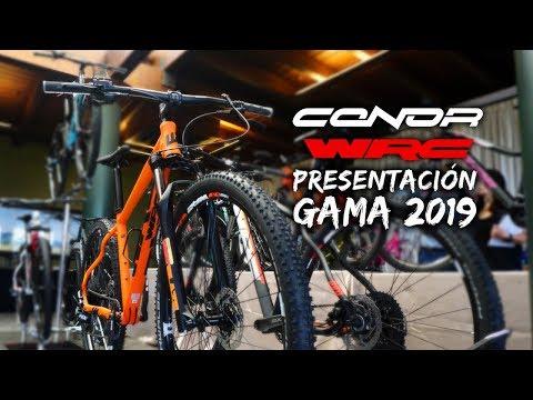 Gama 2019 CONOR Bikes