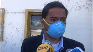 Arequipa: Suspenden atención de Psiquiatría del Hospital Honorio Delgado por casos de COVID-19