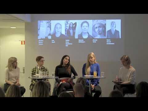 Kunstkritikk på museet: #metoo i kunstfeltet - 22. mars 2018