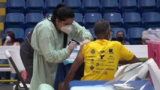 Inicia vacunación masiva de una sola dosis en Naranjito