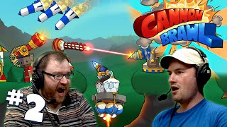 Cannon Brawl # 2 - Bombs Away