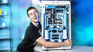 FULLY RGB WATER COOLING - EVEN THE FITTINGS!