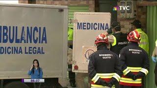 Quito registra 14 muertes violentas en dos meses de confinamiento