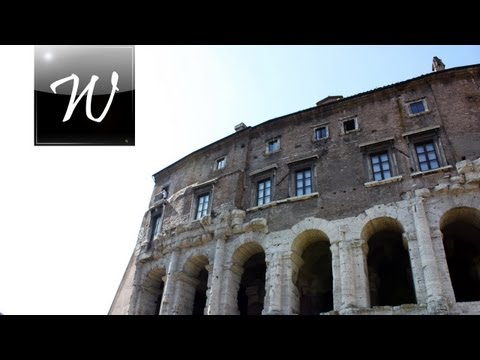 ◄ Theatre of Marcellus, Rome [HD] ►