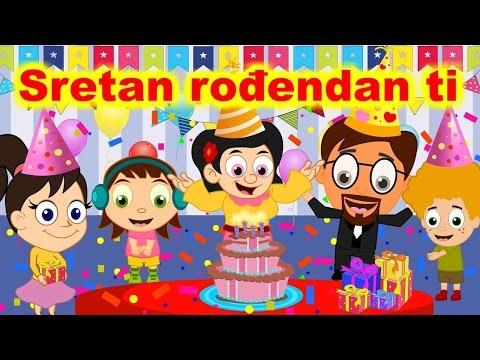 sretan rođendan pjesme youtube 🎁 Sretan rođendan 🎁   TomClip sretan rođendan pjesme youtube