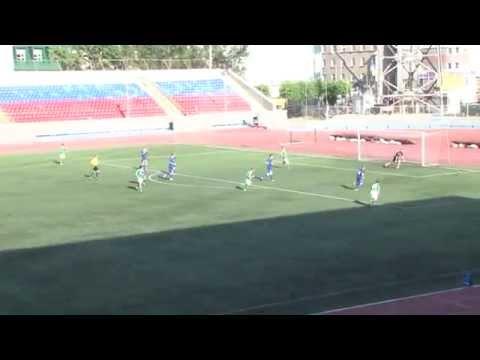 Обзор матча \Сибирь-2\ - \Томь-2\