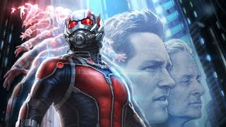 Ant-Man - Paul Rudd on Edgar Wright's Departure - Comic Con 2014