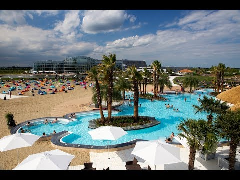 SANDS OF THERME***NEW EXTENSION OF PALM AREA***THERME BUCHAREST