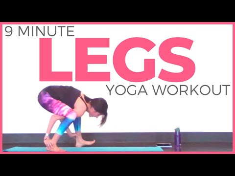 Yoga for Strong Legs
