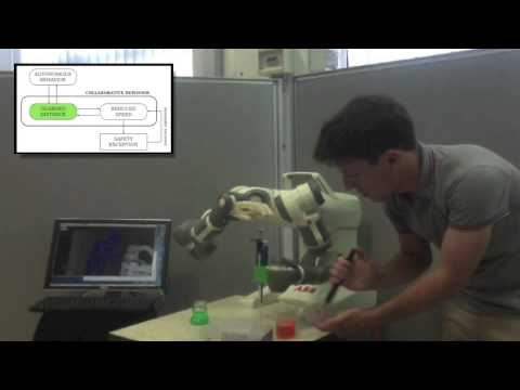 Safety in human-robot collaboration
