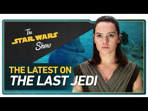 The Latest on The Last Jedi, Thrawn: Alliances Cover Revealed, and More!