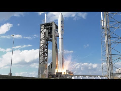 connectYoutube - Atlas V GOES-S Launch Highlights