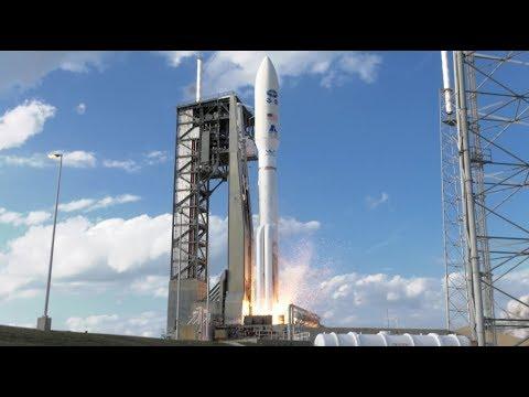 Atlas V GOES-S Launch Highlights