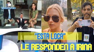 Vanessa Claudio llama loca a Irina Baeva por el escándalo con su reportero