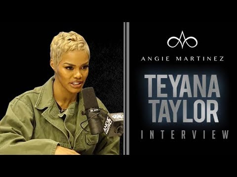 Teyana Taylor Talks Being Janet Jackson's WCW, Linking w/ Beyonce + New Show on VH1