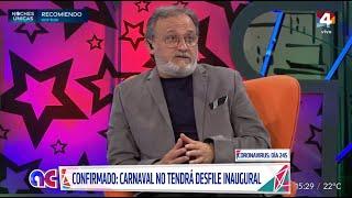 Algo Contigo - Avanza la pandemia en Uruguay: ¿Qué pasa con Carnaval