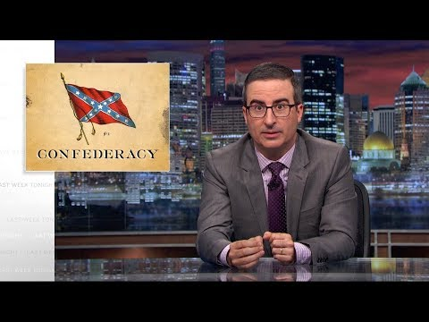 connectYoutube - Confederacy: Last Week Tonight with John Oliver (HBO)