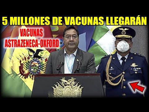 Noticia del Momento - Presidente Luis Arce Importante Anuncio!!
