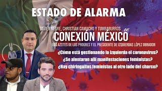 Tumbaburros y Cristian Camacho, los dos azotes de López Obrador. Conexión México