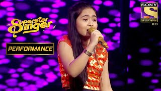 Shekinah Mukhiya's Performance Gets Standing Ovation  Superstar Singer - SETINDIA