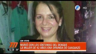 Una mujer falleció con síntomas de dengue en Caaguazú