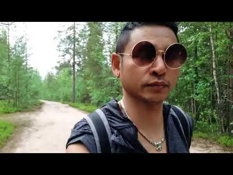 เดินป่าชมธรรมชาติ-Rovaniemi..ฟ