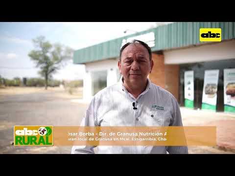 ABC Rural: Inauguran local de Granusa en Mcal. Estigarribia, Chaco