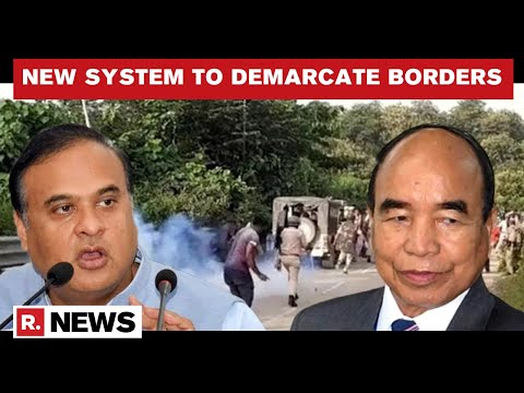 Assam-Mizoram Dispute: Centre To Use Satellite Imaging To Demarcate North-East State Borders