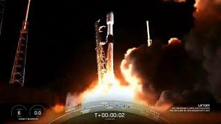 La NASA realiza su primer vuelo espacial tripulado desde Estados Unidos en nueve años