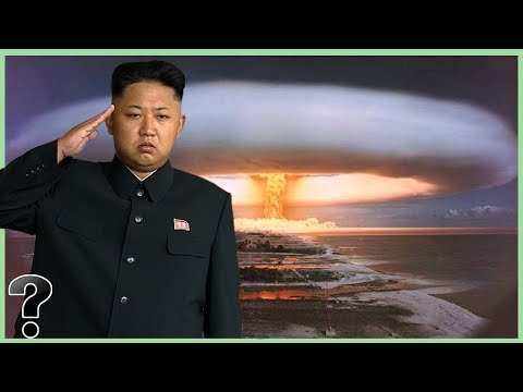 What If The Hydrogen Bomb Was Dropped On North Korea?