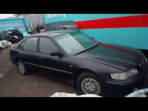 Honda Accord 1997 m dalys