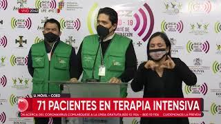 Santa Cruz llega a 7.367 casos de coronavirus y recuperados superan el millar