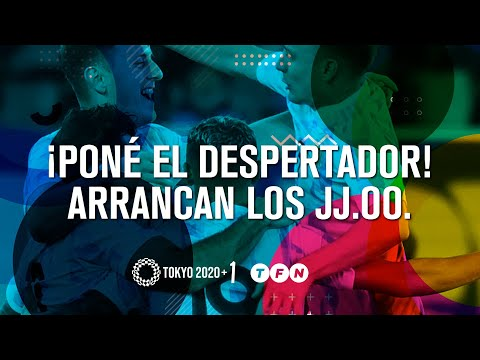 ARRANCA el SUEÑO OLÍMPICO de la DELEGACIÓN ARGENTINA - #FlashOlímpico