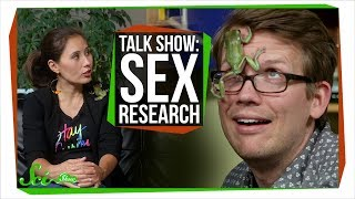 Sex Research: SciShow Talk Show
