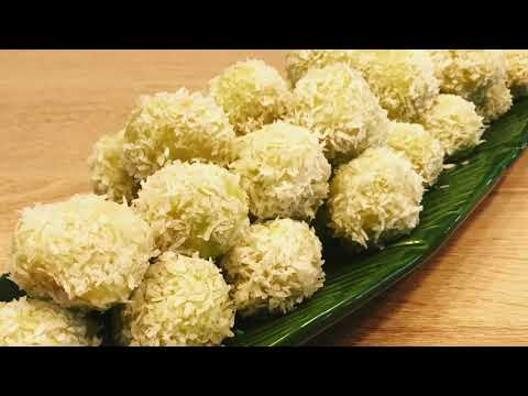 Thai-Coconut-Balls- -How-to-ma
