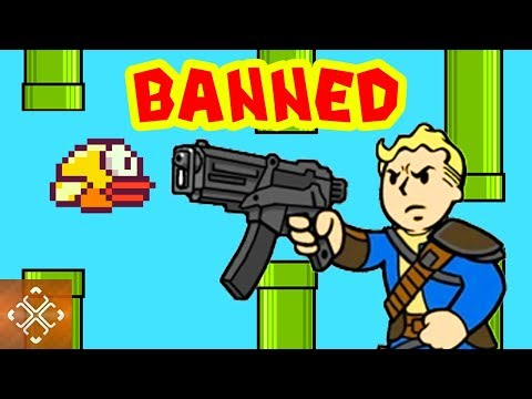 connectYoutube - 5 Games So Addicting They Were Banned Across The World
