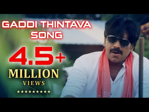 Gaddi Thintava Song | Powerstar Movie Songs | RGV | Latest 2020 Telugu Songs | #Powerstar