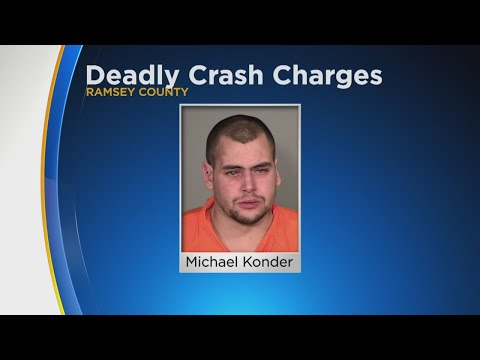 Man Charged With Murder After Police Chase Crash In St. Paul