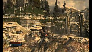 The Lord of the Rings: War in the North (RUS) PC Прохождение / Walkthrough part 2