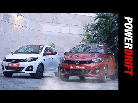 Tata Tiago and Tigor JTP : Twice the fun : PowerDrift