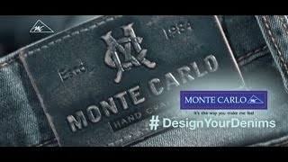 Monte Carlo #DesignYourDenims Boys
