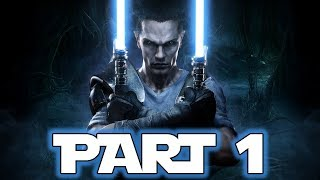 Star Wars: The Force Unleashed II - Let's Play (All Holocrons) - Part 1 -