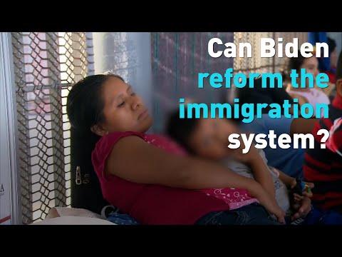 Can Biden reform U.S. immigration system