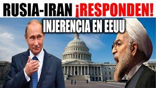 Ultimas noticias, RUSIA-IRAN RESPONDEN ¡INJERENCIA EEUU! 25/10/2020