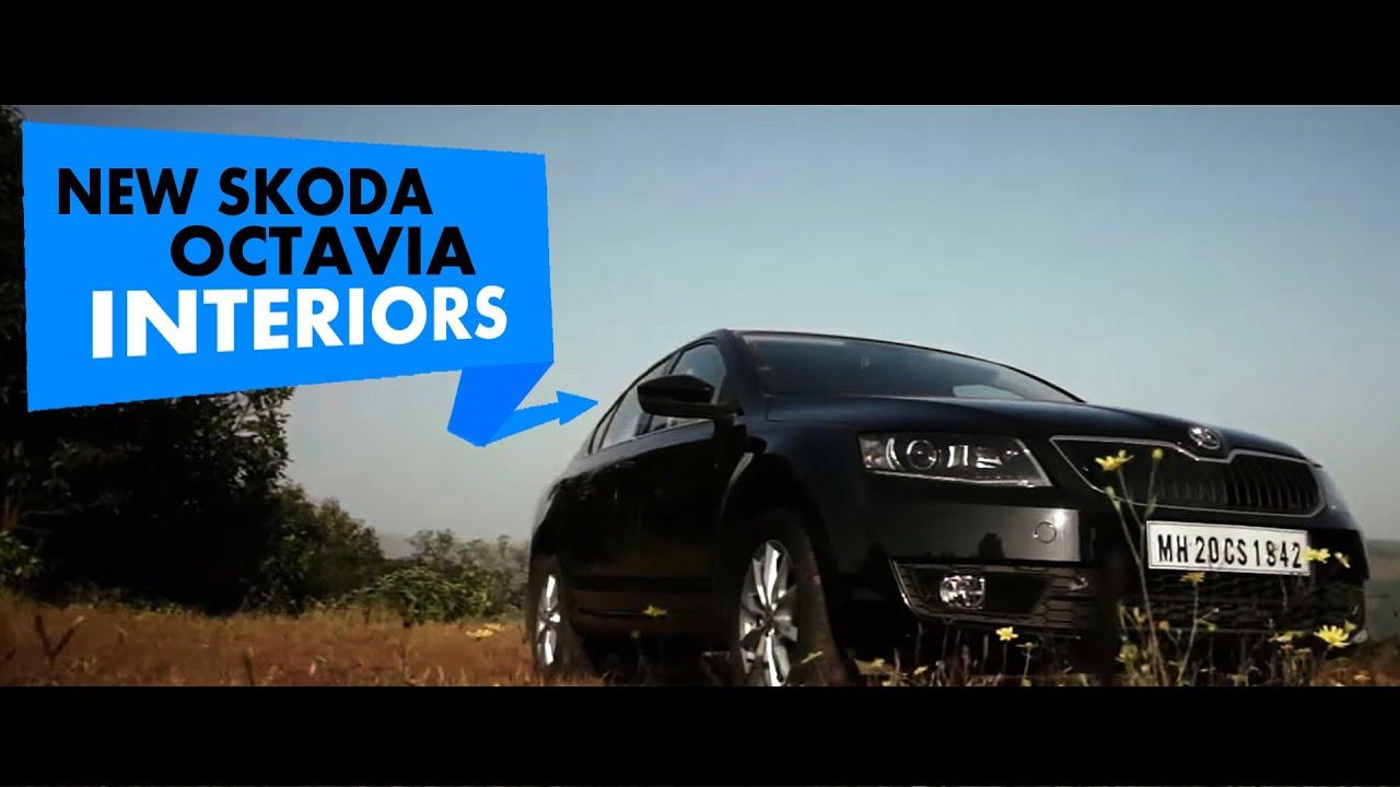 స్కోడా ఆక్టవియా అంతర్గత : powerdrift
