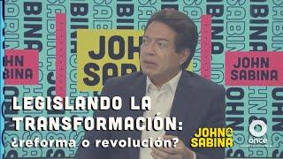 """▷ John y Sabina: """"Legislando la transformación: ¿reforma o revolución"""". »  Domiplay"""