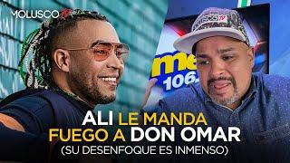 """Ali de Don Omar """"Su Desenfoque Tirándole a Pina es Inmenso, Déjenlo ya de comparar con Yankee""""????"""
